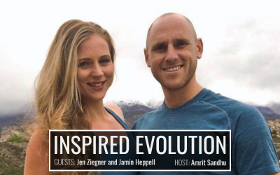 Mountains and Marathons with Jen Ziegner and Jamin Heppell