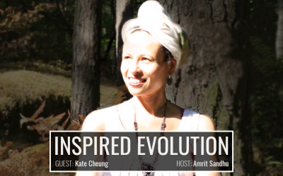 Courage and Bliss with Kate Cheung